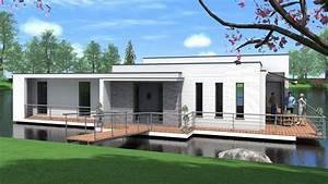Maison Flottant Prix : des maisons flottantes pour lutter contre les inondations ~ Dode.kayakingforconservation.com Idées de Décoration