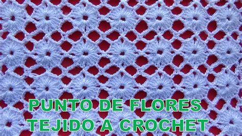 punto de flores tejido a crochet paso a paso aplicar en blusas chalecos vestidos youtube