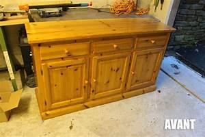 renover meuble en pin 3 diy relooker un vieux bois par With renover un vieux meuble en bois