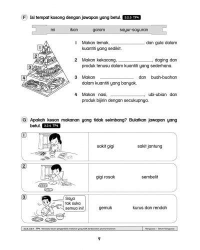 Kelas Makanan Sains Tahun 3 Sains Tahun 3 Kepentingan Makanan Piramid Makanan You Can Do The Exercises Online Or Download The Worksheet As Pdf Robetsasuke