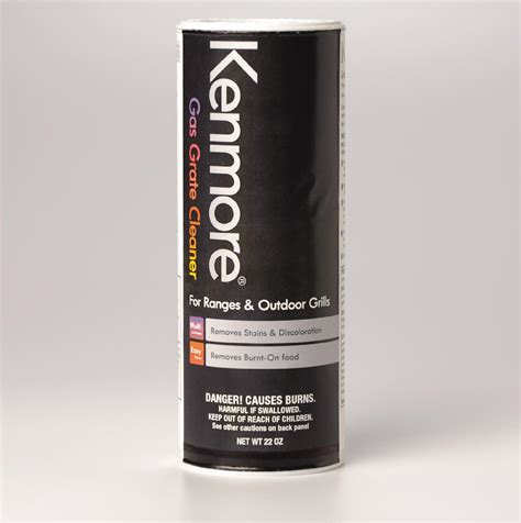 kenmore gas grate cleaner food grocery cleaning