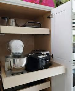 ideas for small kitchen storage 42 creative appliances storage ideas for small kitchens digsdigs