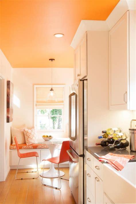 cuisine en orange cuisine orange 50 idées d 39 aménagement stimulantes