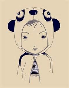 Japanese Cute Faces Drawings
