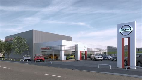 New Nissan Dealership To Launch In Hereford Nissan