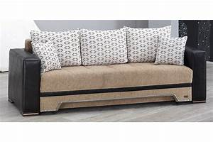 Convertible sofas with storage kremlin queen size sofa for Queen size futon with storage