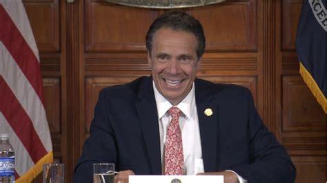 cuomo celebrates legislative session