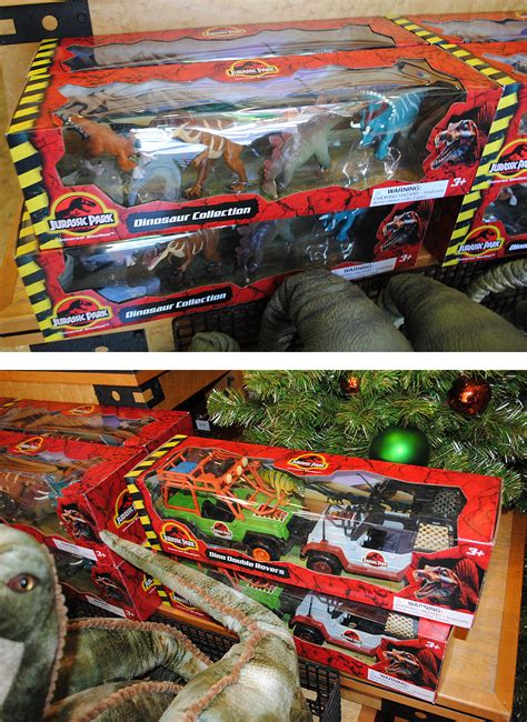 jurassiraptor jurassic park gift shop souvenirs pictures