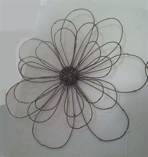 wire flower crafts diy
