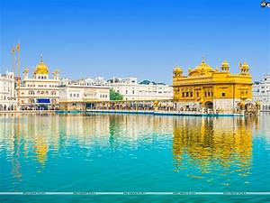 Free Download The Golden Temple HD Wallpaper #68