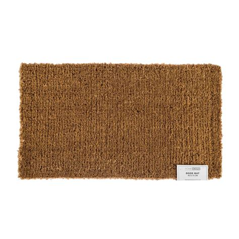 Indoor Doormat by Coir Rubber Door Mat Indoor Outdoor Use Large Wrought Iron