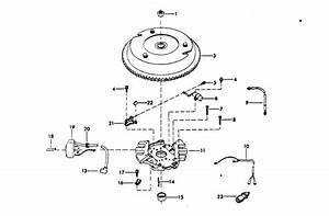 Chrysler 45 Hp  1977  Magneto Parts