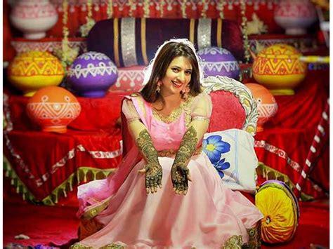 divyanka tripathi   beautiful bride