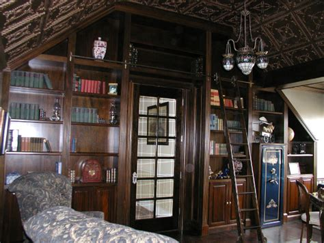 attic library design awesome attic libraries decoholic