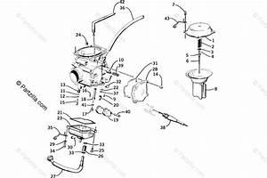 Arctic Cat Atv 2000 Oem Parts Diagram For Carburetor