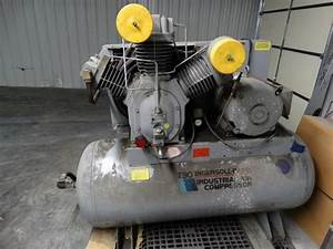 Used T300 Ingersoll Rand T30 25120h 25hp Air Compressor
