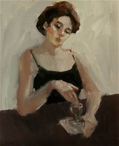 Connie Chadwell's Hackberry Street Studio: Lonely Girl ...
