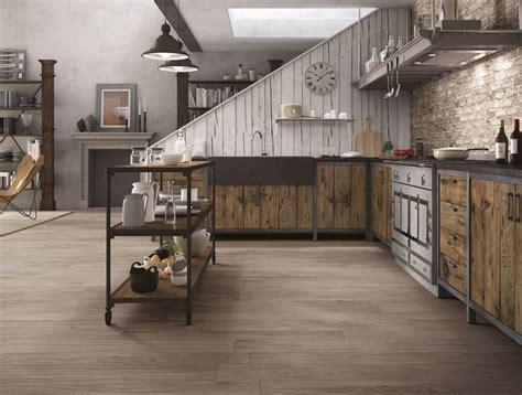 Pavimenti In Legno Per Cucina by Pavimenti Per Cucine Differenti Stili E Materiali Per I