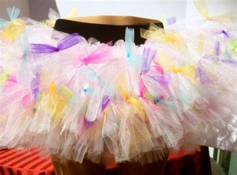 color run tutu best 25 color run tutu ideas on diy doll tutu