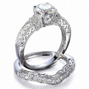 engagement rings vintage style wedding promise diamond With 1000 wedding ring