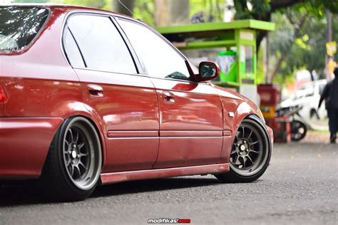 Modifikasi Honda Civic Hatchback by 52 Honda Civic Nouva Modifikasi Ceper Ragam Modifikasi