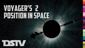 VOYAGER 2: TRAJECTORY AND CURRENT POSITION IN SPACE - YouTube
