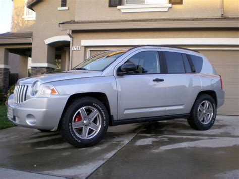 Jeep Compass Modification by Watchcrazy 2007 Jeep Compass Specs Photos Modification