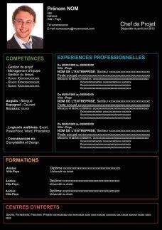 Cv En Ligne Gratuit Télécharger by Exle Resume Exemple Cv Gratuit A Remplir