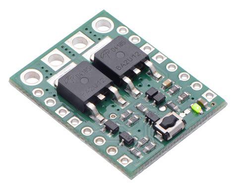 Bid Electronics Pololu New Big Mosfet Based Power Switches