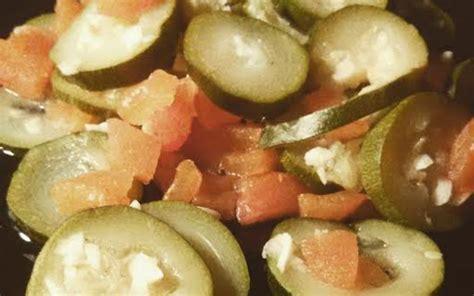 recette cuisine fr3 recette courgettes à la tomate pas chère et facile