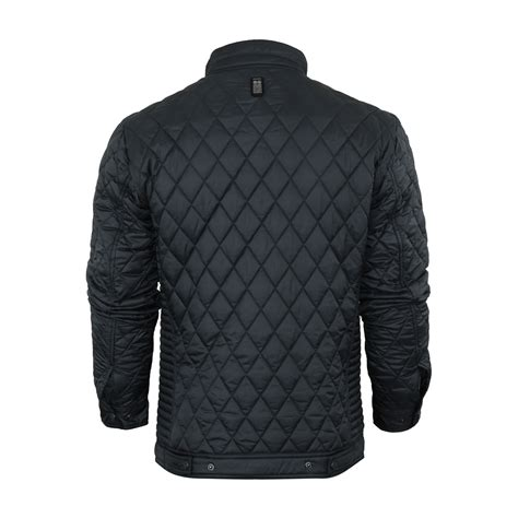 mens quilted coat mens quilted jacket crosshatch quilts