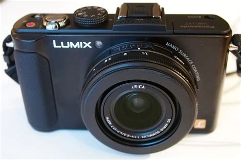 panasonic lumix dmc lx7 panasonic lumix dmc lx7 on review