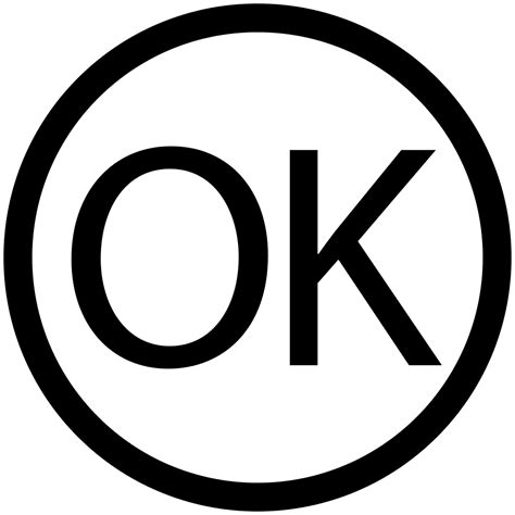 Fileok In Circle Logosvg  Wikimedia Commons