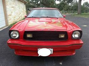 1978 Ford Mustang II King Cobra 4 Speed - Classic Ford Mustang 1978 for sale
