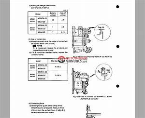 Auto Repair Manuals  Nichiyu Forklift Service Manual