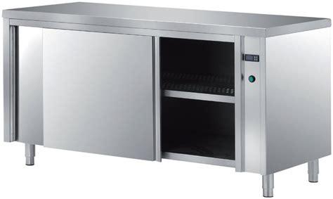 etuve cuisine meuble étuve chaud adossé p 700 mm stl sarl materiels cuisine com