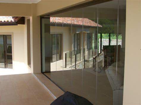 frameless sliding stacking system frameless glass patio