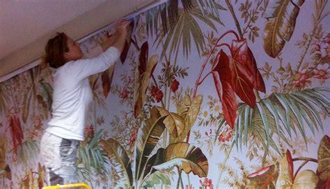 peinture sur tissu mural foggia entreprise de peinture gard vaucluse clo 233 stafoggia