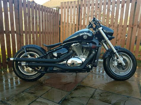 Suzuki Bobber Parts by Custom Suzuki Intruder Bobber M800 In Livingston West
