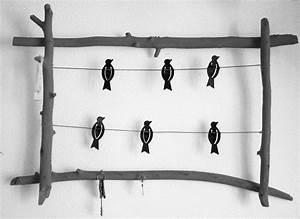 Cadre En Bois Flotté : l id e d co du mois silicia design le blog ~ Teatrodelosmanantiales.com Idées de Décoration