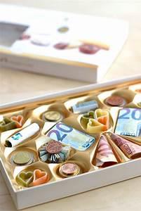 Hochzeitsgeschenk Basteln Geld : pralin s monnaies geldgeschenk kreativ verpacken herbs chocolate ~ Frokenaadalensverden.com Haus und Dekorationen