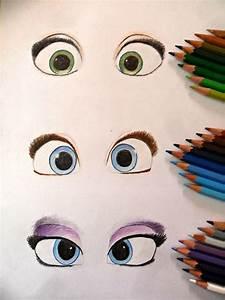 Tumblr- isrealforusr Rapunzel Anna Elsa | ART | Pinterest ...