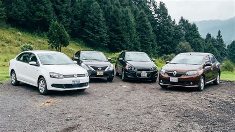 Comparativa Volkswagen Vento vs Chevrolet Sonic vs Renault ...