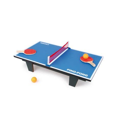 ping pong de table