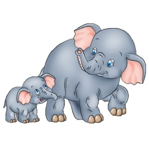 cartoon baby elephant images   clip art