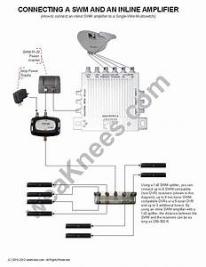 Winegard G3 Wiring Diagram For Use With Swm 840 Kit