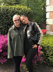 Alicia Keys Mother Terria From Stars Celebrate Mother39s