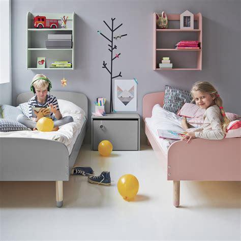 Modern Low Children's Bed By Flexa Nubie