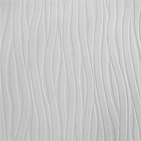 Graham & Brown Superfresco Paintable Wavy Lines Paintable