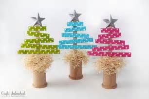 hello wonderful 13 simple christmas tree crafts